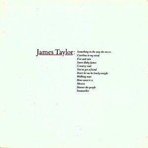 James Taylor (詹姆斯泰勒)