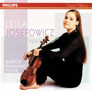 Leila Josefowicz 歌手頭像