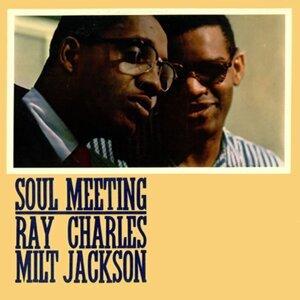 Milt Jackson & Ray Charles アーティスト写真