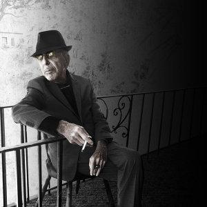 Leonard Cohen (李歐納孔) 歌手頭像