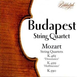 Budapest String Quartet アーティスト写真