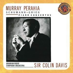 Murray Perahia, Symphonie Orchester des Bayerischen Rundfunks, Sir Colin Davis, Bavarian Radio Symphony Orchestra, Academy Of St. Martin-In-The-Fields, Sir Neville Marriner 歌手頭像