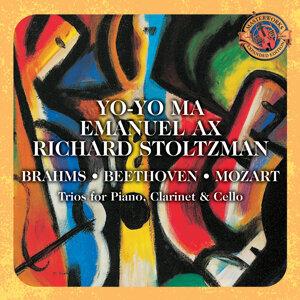 Emanuel Ax, Richard Stoltzman, Yo-Yo Ma, Alexander Heller 歌手頭像