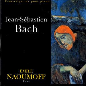 Emile Naoumoff (納歐霍夫) 歌手頭像