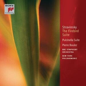Pierre Boulez, BBC Symphony Orchestra, New York Philharmonic, Ensemble Intercontemporain 歌手頭像