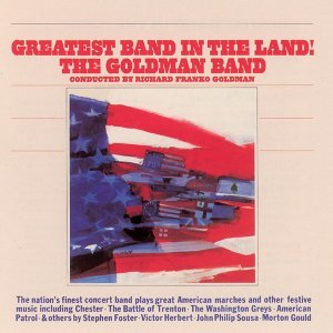 Gunther Schuller, The Incredible Columbia All Star Band, The Goldman Band, Richard Franko Goldman 歌手頭像