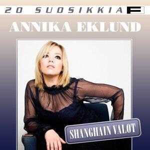 Annika Eklund 歌手頭像