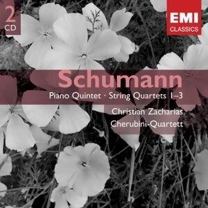 Christian Zacharias/Cherubini Quartet 歌手頭像
