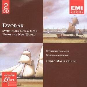 Carlo Maria Giulini/London Philharmonic Orchestra/Philharmonia Orchestra 歌手頭像