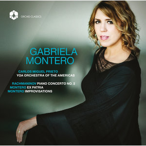 Gabriela Montero (蓋布莉葉拉‧蒙泰羅)