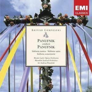 Sir Andrzej Panufnik (帕奴夫尼克) 歌手頭像