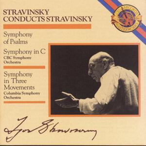 Festival Singers of Toronto, CBC Symphony Orchestra, Columbia Symphony Orchestra, Elmer Iseler, Igor Stravinsky 歌手頭像