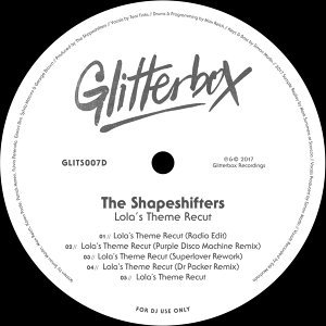 The Shapeshifters (變形雙俠) 歌手頭像