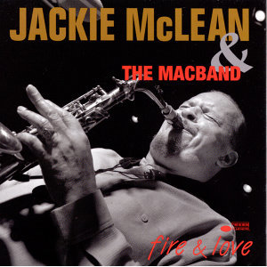 Jackie McLean (傑克‧麥克林) 歌手頭像