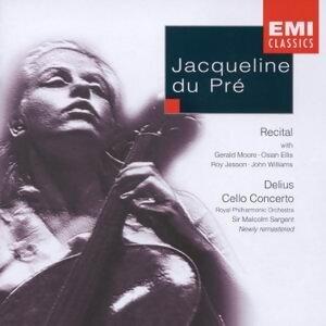 Jacqueline du Pre/Royal Philharmonic Orchestra/Sir Malcolm Sargent/Gerald Moore/Roy Jesson/Osian Ellis/John Williams 歌手頭像