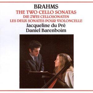 Jacqueline du Pre/Daniel Barenboim 歌手頭像