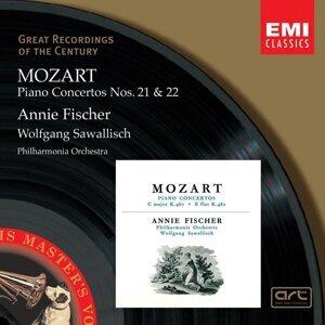 Annie Fischer/Philharmonia Orchestra/Wolfgang Sawallisch 歌手頭像