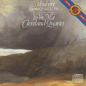 Yo-Yo Ma, Cleveland Quartet