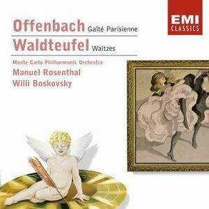 Manuel Rosenthal/Orchestre Philharmonique De Monte Carlo/Willi Boskovsky 歌手頭像