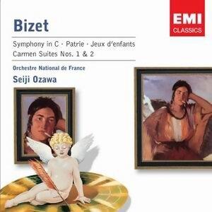 Seiji Ozawa/Orchestre National De France 歌手頭像
