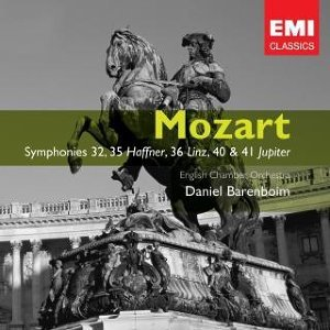 English Chamber Orchestra/Daniel Barenboim 歌手頭像