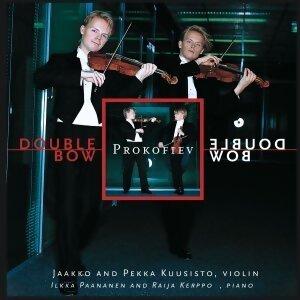 Kuusisto, Jaakko (violin) and Kuusisto, Pekka (violin)