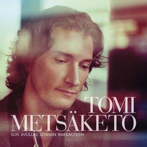 Tomi Metsäketo 歌手頭像