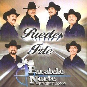 Paralelo Norte de Chuy Casas 歌手頭像