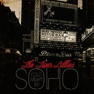 The Tiger Lillies 歌手頭像