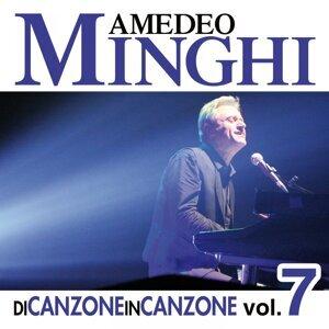 Amedeo Minghi 歌手頭像