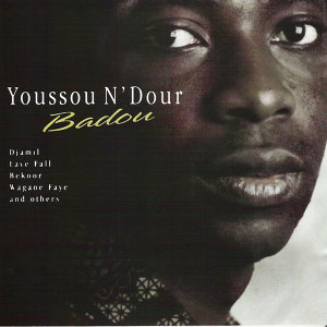 Youssou N'Dour (尤蘇安多爾) 歌手頭像