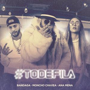 Moncho Chavea, Ana Mena, Bandaga Artist photo