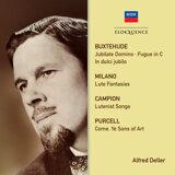 Ensemble Orchestral de L'Oiseau-Lyre, Anthony Lewis, Alfred Deller