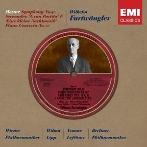 Wilhelm Furtwangler/Wilma Lipp/Yvonne Lefebure/Wiener Philharmoniker/Berliner Philharmoniker 歌手頭像