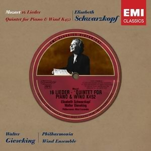 Elisabeth Schwarzkopf/Walter Gieseking/New Philharmonia Wind Ensemble 歌手頭像