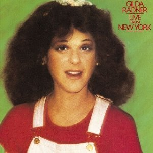 Gilda Radner 歌手頭像