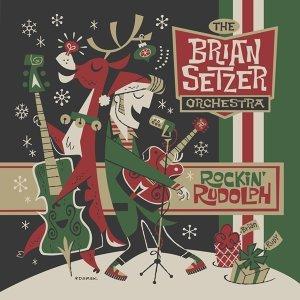 Brian Setzer Orchestra アーティスト写真