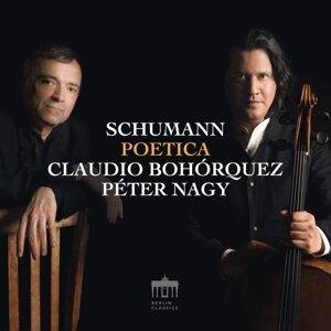Claudio Bohórquez & Péter Nagy Artist photo