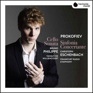Christoph Eschenbach, Bruno Philippe, Tanguy de Williencourt, Hessischer Rundfunks Sinfonieorchester Artist photo