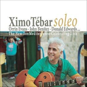 Ximo Tebar 歌手頭像