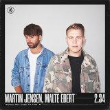 Martin Jensen, Malte Ebert
