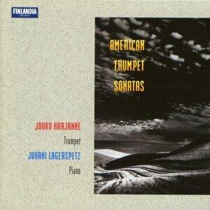 Harjanne, Jouko (Trumpet) and Lagerspetz, Juhani (Piano) アーティスト写真