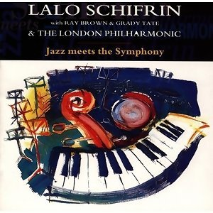 SCHIFRIN, LALO WITH RAY BROWN, GRADY TATE & THE LONDON PHILHARMONIC 歌手頭像