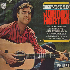 Johnny Horton (強尼霍頓)