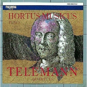 Hortus Musicus (on period instruments)