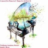 Wolfgang Amadeus Mozart, Dmitry Hertz