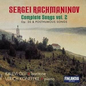 Olli, Kalevi (Baritone) and Koneffke, Ulrich (Piano) 歌手頭像