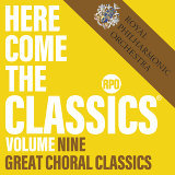 Royal Philharmonic Orchestra, Owain Arwel Hughes, Goldsmiths' Choral Union