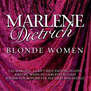 Marlene Dietrich (瑪琳黛德麗) 歌手頭像