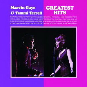 Marvin Gaye Tammi Terrell Artist photo